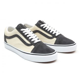 2-Tone Suede Old Skool Shoes