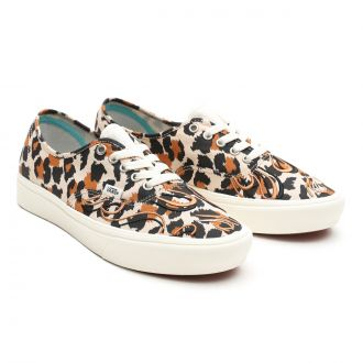 FLAME EMBROIDERY COMFYCUSH AUTHENTIC SHOES