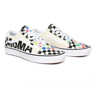 Vans x MOMA Comfycush Old Skool Shoes