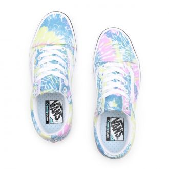 UA ComfyCush Old S (TIE-DYE) ORCHI Hover
