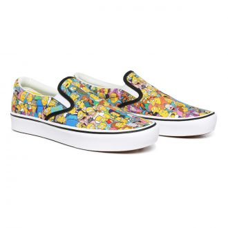 Vans X The Simpsons Comfycush Slip-On Hover