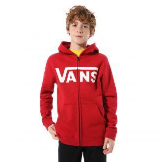 Boys Vans Classic Zip Hoodie (8-14+ years)