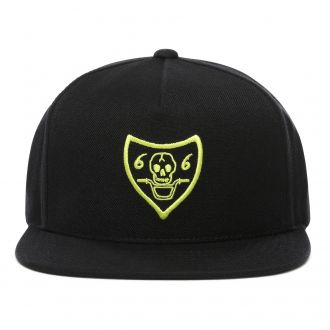 Larry Edgar Snapback Hat
