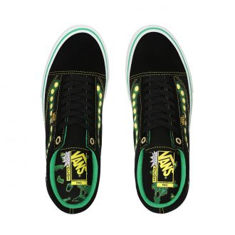 Vans X Shake Junt Old Skool Pro Shoes Hover