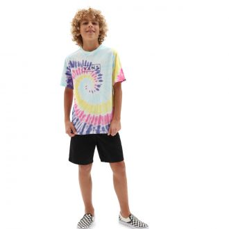 BOYS TIE DYE EASY BOX T-SHIRT (8-14 YEARS)