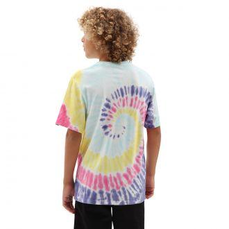 BOYS TIE DYE EASY BOX T-SHIRT (8-14 YEARS) Hover