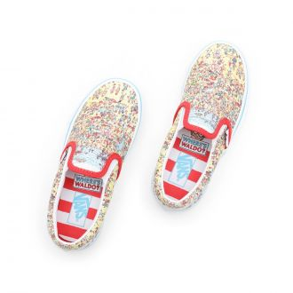 UY Classic Slip-On (WHERE'S WALDO? Hover