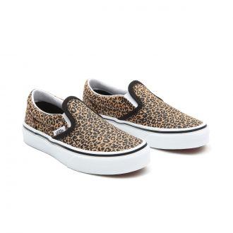 UY Classic Slip-On Leopard/Black