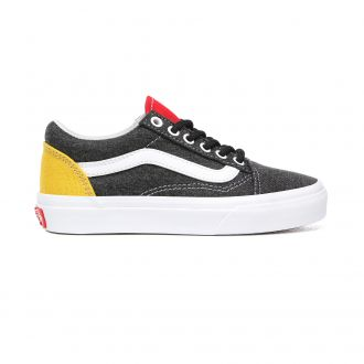 Kids Vans Coastal Old Skool Shoes (4-8 years)