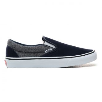 Suede Classic Slip-On Shoes