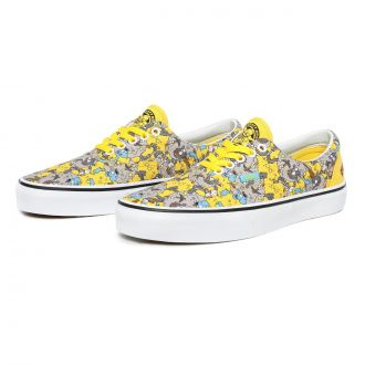 Vans X The Simpsons Itchy & Scratchy Era Shoes Hover