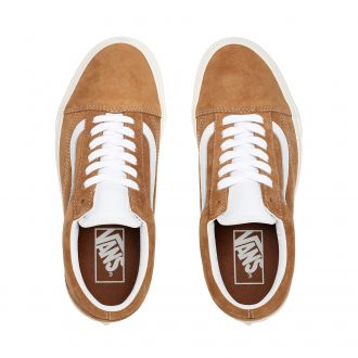 Pig Suede Old Skool Shoes Hover
