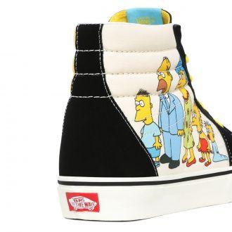 Vans X The Simpsons 1987-2020 Sk8-Hi Shoes Hover