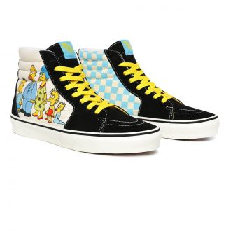 Vans X The Simpsons 1987-2020 Sk8-Hi Shoes
