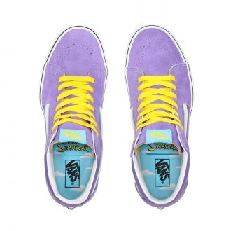 Vans X The Simpsons Liza 4 Prez Sk8-Hi Shoes Hover