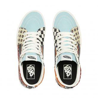 Tiger Patchwork Sk8-Hi Shoes Hover