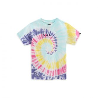 LITTLE KIDS TIE DYE EASY BOX T-SHIRT (2-8 YEARS)