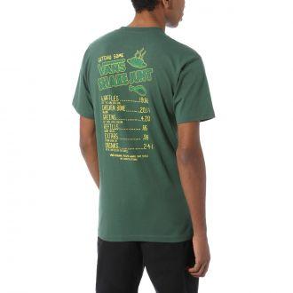 Vans X Shake Junt Menu T-Shirt