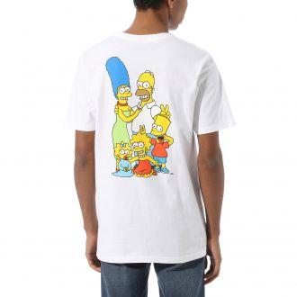 Vans X The Simpsons Family T-Shirt