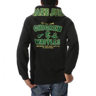 Vans X Shake Junt Vans X Shake Junt Versa Standard Pullover Hoodie