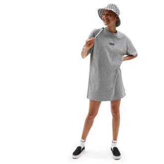 WM CENTER VEE TEE DRESS