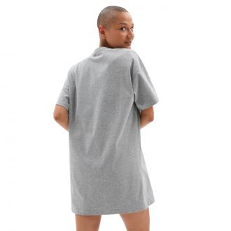 WM CENTER VEE TEE DRESS Hover