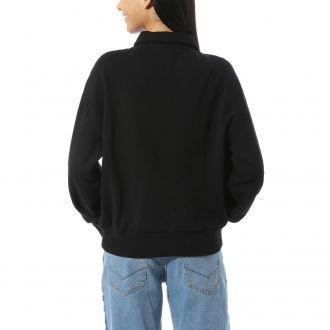 Dome Grown Polo Fleece Sweater Hover