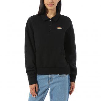Dome Grown Polo Fleece Sweater