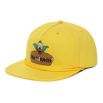 Vans X The Simpsons Krusty Shallow Unstructured Hat Hover