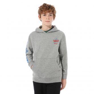 Skate Disjunction Pullover Hoodie (8-14+ years) Hover