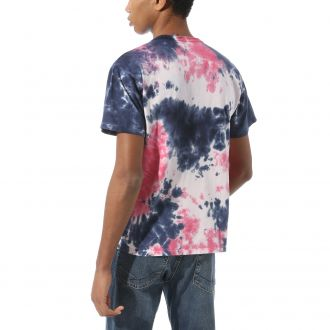 Off The Wall Classic Burst Tie Dye T-Shirt Hover
