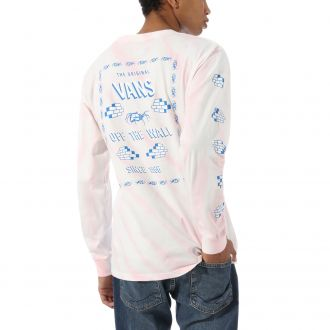 Widow Maker Tie Dye Long Sleeve T-Shirt