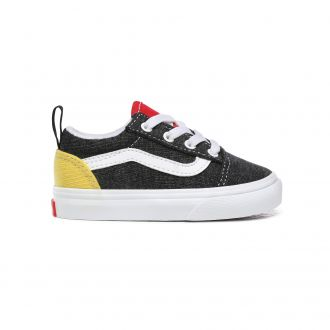 Toddler Vans Coastal Elastic Lace Old Skool Shoes (1-4 years)