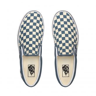 Checkerboard Classic Slip-On Shoes Hover