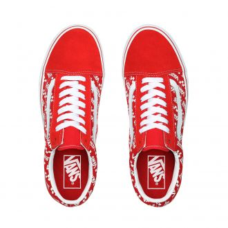 Logo Repeat Old Skool Shoes Hover