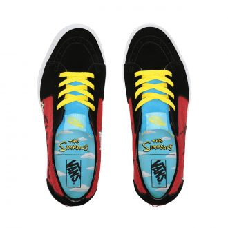 Vans X The Simpsons El Barto Sk8-Low Shoes Hover