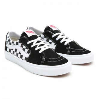 Canvas/Suede SK8-Low Shoes