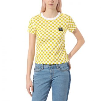 Vans X The Simpsons Check Eyes Tee