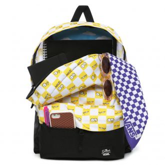 Vans X The Simpsons Check Eyes Backpack Hover