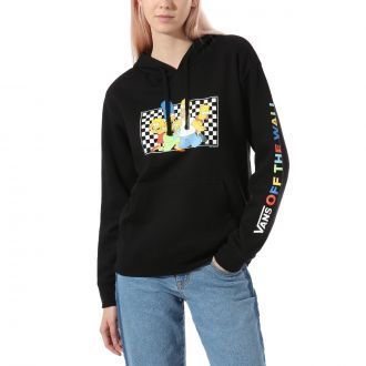 Vans X The Simpsons Family Pullover Hoodie
