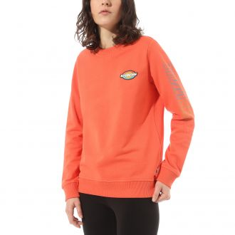 Oval Teen Crew Sweater