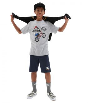 BOYS EXTREME SHARK T-SHIRT (8-14 YEARS)