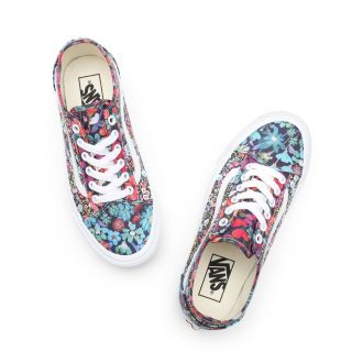 VANS MADE WITH LIBERTY FABRIC OLD SKOOL TAPERED SHOES Hover