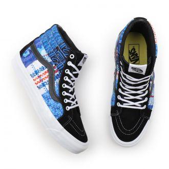 Sandy Liang for SpongeBob X Vans Sk8-Hi 38 DX PW Shoes Hover
