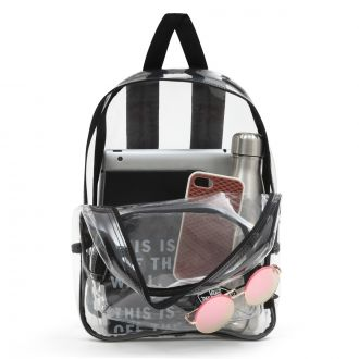 WM CLEARING BACKPACK Clear Hover
