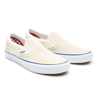 MN Skate Slip-On Off White