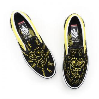 Mike Gigliotti for Vans X SpongeBob Skate Slip-On Shoes Hover