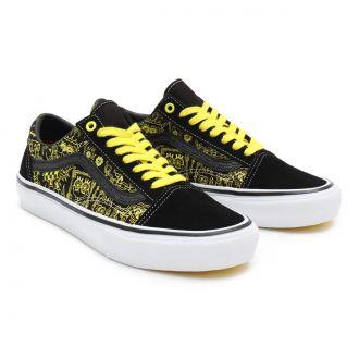 Mike Gigliotti for Vans X SpongeBob Skate Old Skool Shoes