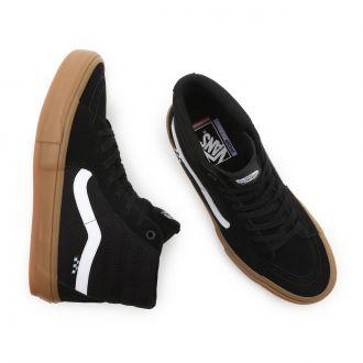 MN Skate SK8-Hi Black/Gum Hover