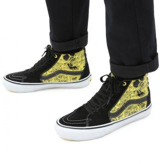 Mike Gigliotti for Vans X SpongeBob Skate Sk8-Hi Shoes